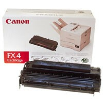 Canon LASER TONER black FX-4 (FX4) 4 000 stran*