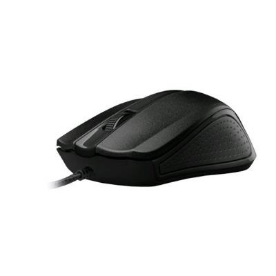 C-TECH myš WM-01, černá, USB
