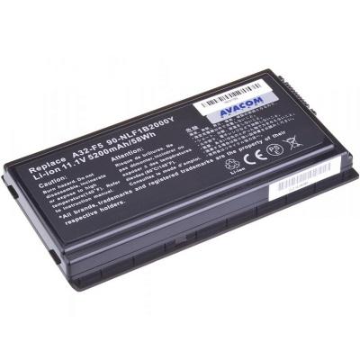 AVACOM baterie pro Asus F5 series A32-F5 Li-Ion 11,1V 5200mAh 58Wh