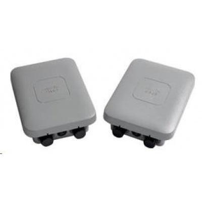 Cisco Aironet 1542D venkovní AP - 802.11a/b/g/n/ac Wave 2 - Duální pásmo, 1x 10/100/1000(Poe in), IP67, int.ant