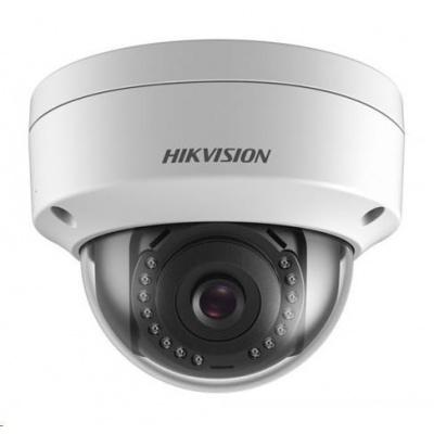 HIKVISION IP kamera 4Mpix, 2560x1440 až 25sn/s, obj. 2.8mm (100°), 12VDC/PoE, IR-Cut, IR, 3DNR, IP67, IK10