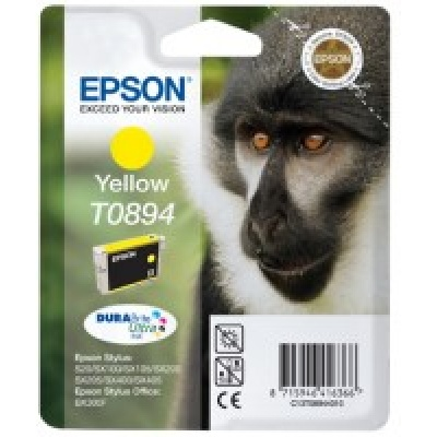 EPSON ink bar Stylus S20/SX100/SX200/SX400 (T0894) - yellow