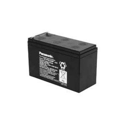 Baterie - Panasonic UP-PW1245P1 (12V/9Ah-45W/čl. - Faston 250), životnost 10-12 let