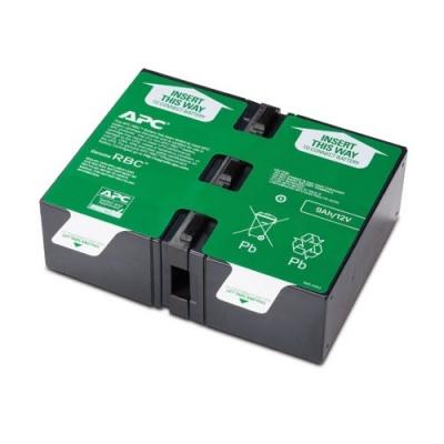 APC Replacement Battery Cartridge #123, BR900GI, BR900G-FR, SMT750RMI2U