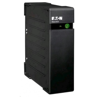 Eaton Ellipse ECO 650 FR, UPS 650VA / 400W, 4 zásuvky (3 zálohované), české zásuvky