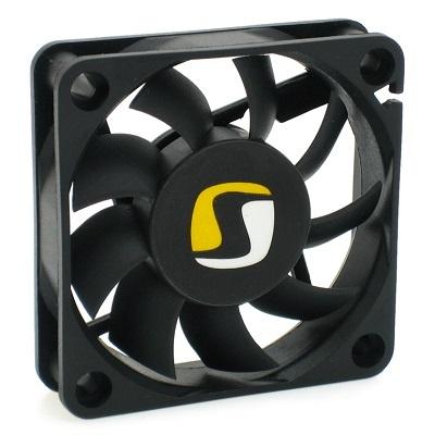 SilentiumPC přídavný ventilátor Zephyr 60/ 60mm fan/ ultratichý 17,9 dBA