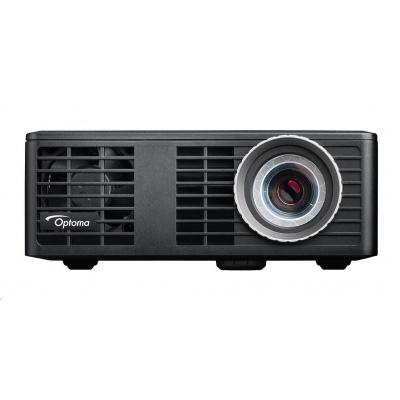 Optoma projektor ML750e (DLP, WXGA, 3D, 700 ANSI LED, 15 000:1, HDMI with MHL, VGA, USB)