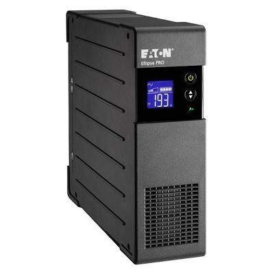 Eaton Ellipse PRO 850 FR, UPS 850VA, 4 zásuvky, LCD, české zásuvky
