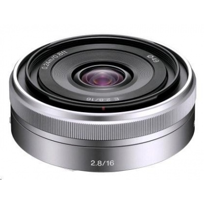 SONY SEL16F28 objektiv 16mm/F2,8