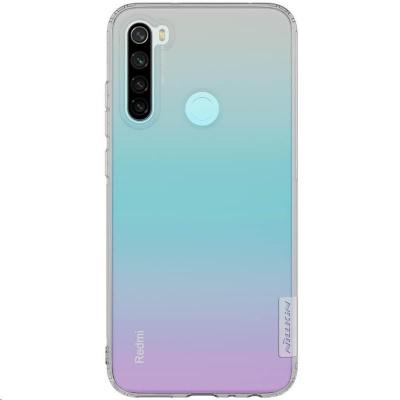 Nillkin Nature TPU Case for Xiaomi Redmi Note 8 Transparent Grey