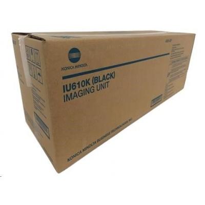 Minolta Zobrazovací jednotka IU-610K černá do bizhub C451, C550, C650 (300k)