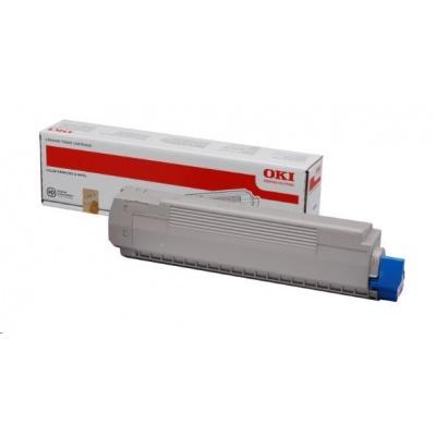 OKI toner do MC861<>br>  <b>Kapacita:</b>10 000 str. při 5% krytí.