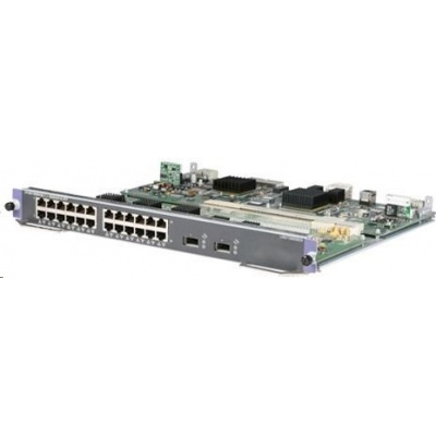 HPE 7500 24p Gig-T/2p 10GbE XFP Mod