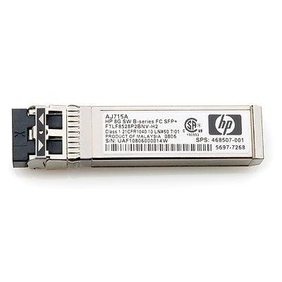 HP 4Gb SW B-series FC SFP (for use with Brocade 8Gb SAN Switch)