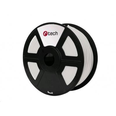 C-TECH Tisková struna (filament) ASA, 1,75mm, 1kg, natural