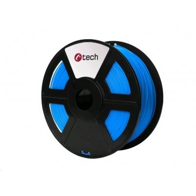 C-TECH Tisková struna (filament) ASA, 1,75mm, 1kg, modrá