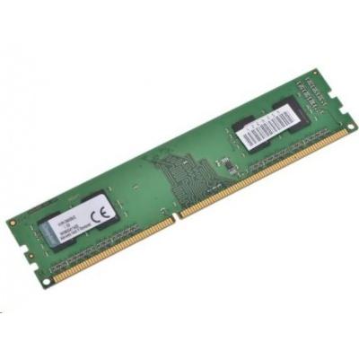 KINGSTON ValueRAM DIMM DDR3 2GB 1333MHz CL9 SR 1Rx16