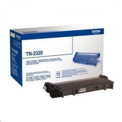 BROTHER Toner TN-2320 Laser Supplies - toner cca 2600stran