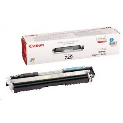 Canon LASER TONER  CRG-729C (CRG729C) 1 000 stran*