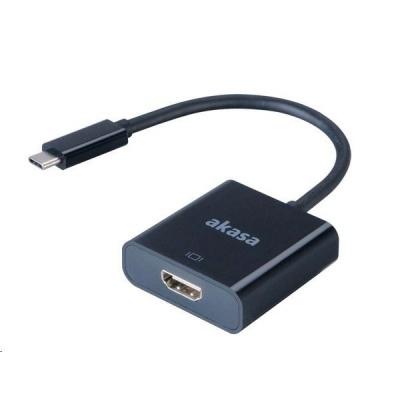 AKASA adaptér USB Type-C na HDMI