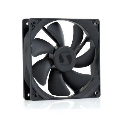 SilentiumPC přídavný ventilátor Sigma Pro 120 120/120mm fan/ ultratichý 12,9dBa