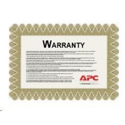 APC (1) Extended Warranty,NtwAIR Air Dst Unt, Ax-10