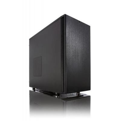 FRACTAL DESIGN skříň DEFINE S, USB 3.0 Black, bez zdroje