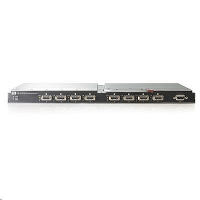 HP 4X QDR QLogic InfiniBand Switch Module for c-Class BladeSystem