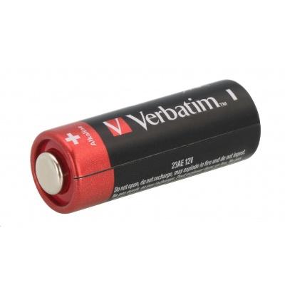 VERBATIM Alkalické baterie 23AF (MN21/ A23/ 23AE ) 12V 2 Pk