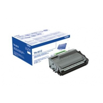 BROTHER Toner TN-3512 ( HL-L6xxx, DCP/MFC-L6xxx, 12 000 str. A4)