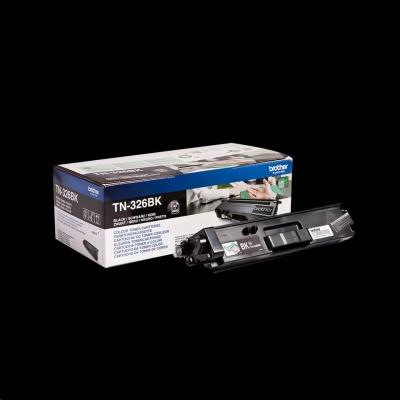 BROTHER Toner TN-326BK Laser Supplies -  4000stran - pro DCP-L8450CDW