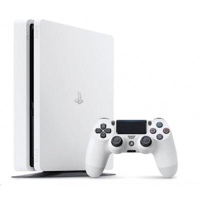 SONY PlayStation 4 (E Chassis) - 500GB - bílý