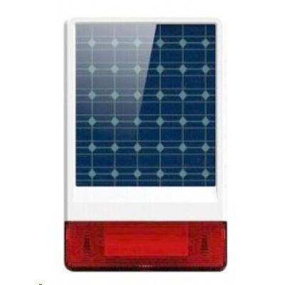 iGET P12 SECURITY Bezdrátová solární venkovní siréna 110 dB