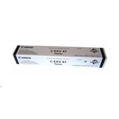 Canon toner C-EXV47 black (IR-C250i, C350i, C351iFiR-ADV C350/C351/C250)