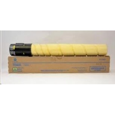 Minolta Toner TN-216Y, žlutý do bizhub C220, C280 (26k)