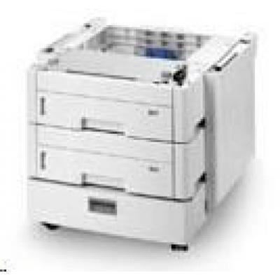 Oki Druhý a třetí zásobník papíru pro MC860/MC851/MC861 + nízký kabinet