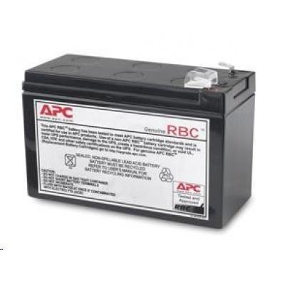 APC Replacement Battery Cartridge #110, BE550G, BX650LI, BX700, BR550GI