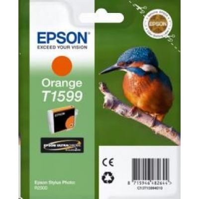 """EPSON ink bar Stylus photo """"Ledňáček"""" R2000 - Orange"""