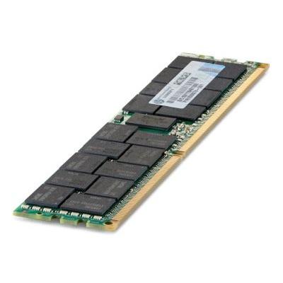 HP memory 8GB RDIMM (1x8GB) SR x4 PC3-14900R (DDR3-1866) Regist CAS13 RENEW