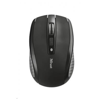 TRUST Myš Siano Bluetooth Wireless Mouse USB, bezdrátová
