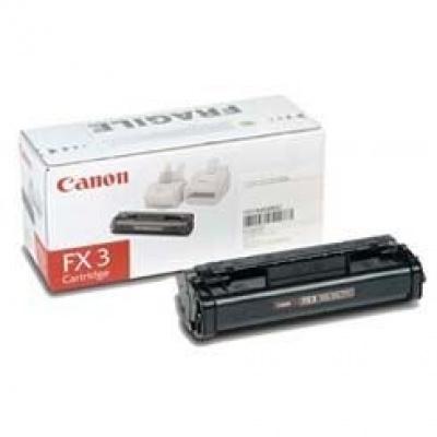 Canon LASER TONER black FX-3 (FX3) 2 700 stran*