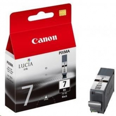Canon BJ CARTRIDGE black PGI-7BK (PGI7Bk)