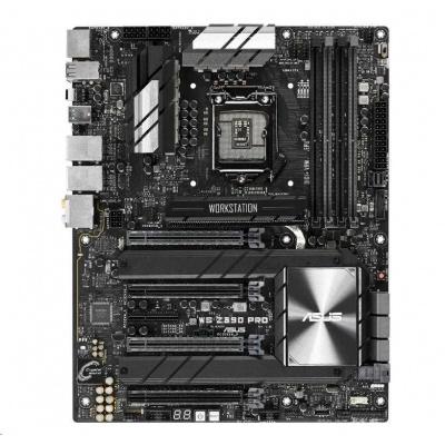 ASUS MB Sc 1151 WS Z390 PRO, Intel Z390, 4xDDR4
