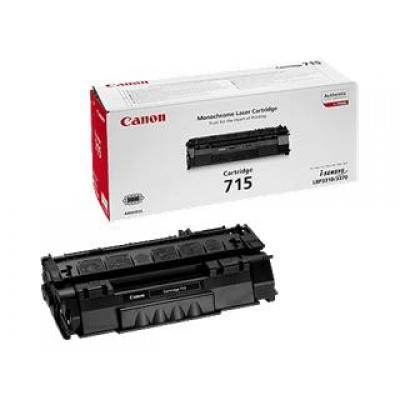Canon LASER TONER black CRG-715 (CRG715) 3 000 stran*