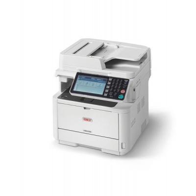 Oki MB492dn A4, 40 ppm 1200x1200 dpi, RADF, PCL, PS3, USB2.0, LAN (Print/Scan/Copy)