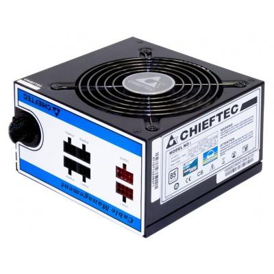 CHIEFTEC zdroj A80 Series, CTG-750C, 750W, 12cm fan, Active PFC, Modular, Retail, 85+