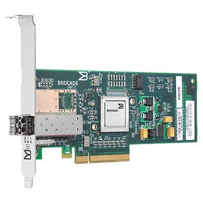 HP FCA StorageWorks 41B Single Channel 4Gb PCI-e Fibre Channel Host Bus Adapter