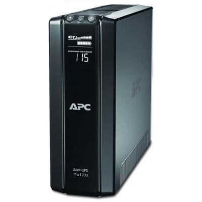 APC Power-Saving Back-UPS RS 1200, 230V CEE 7/5 (720W)