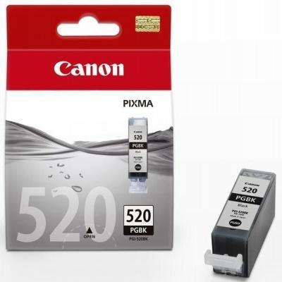 Canon BJ CARTRIDGE black PGI-520BK (PGI520BK)