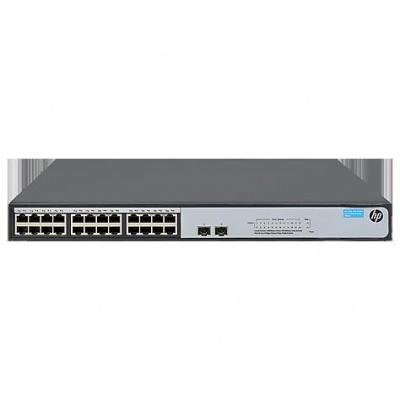 HPE OfficeConnect 1420 24G 2SFP+ Switch výprodej
